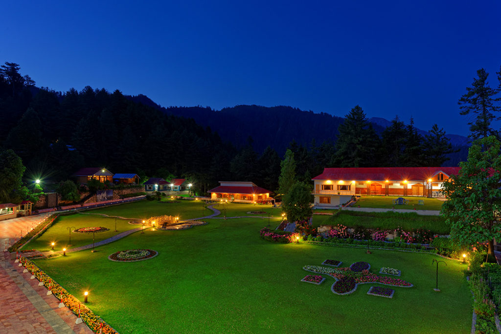 Hotel & resort photography in Pakistan